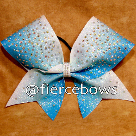 Sammy Jo Ombre and Rhinestone Bow