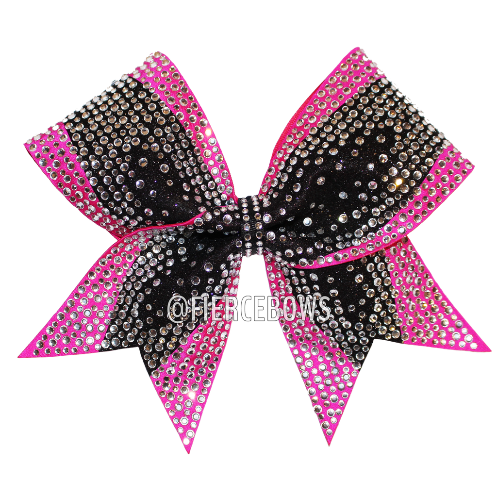 OH Yeah Rhinestone and Glitter Bow