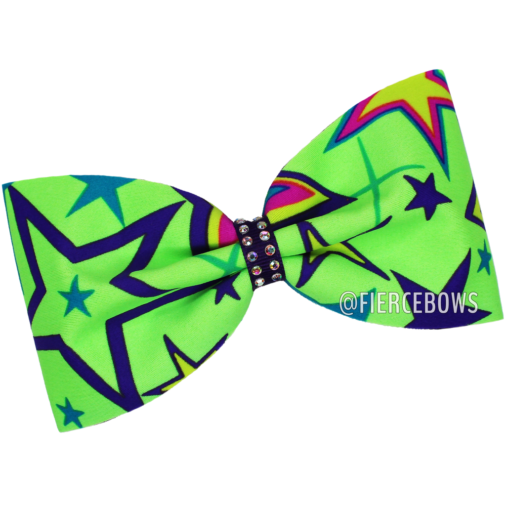 Stars Dance Tailless Bow