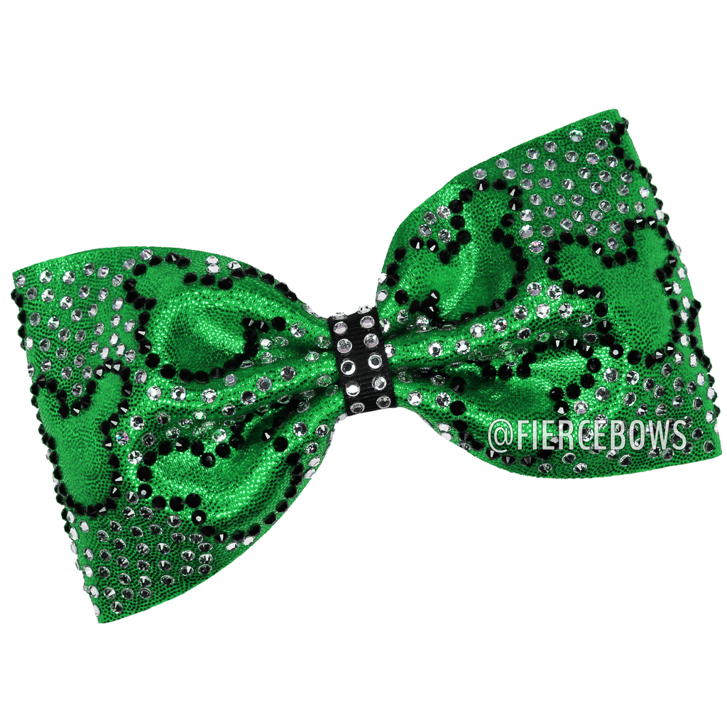 Everything's Better With the Mouse Tailless Rhinestones Bow
