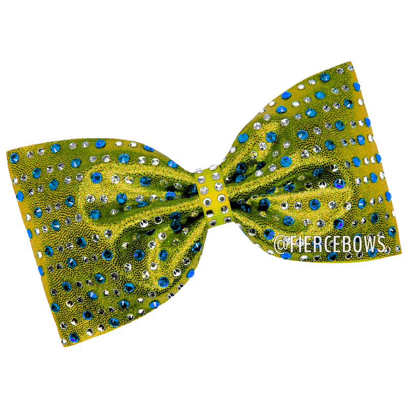 Here To Stay Rhinestone Tailless Bow