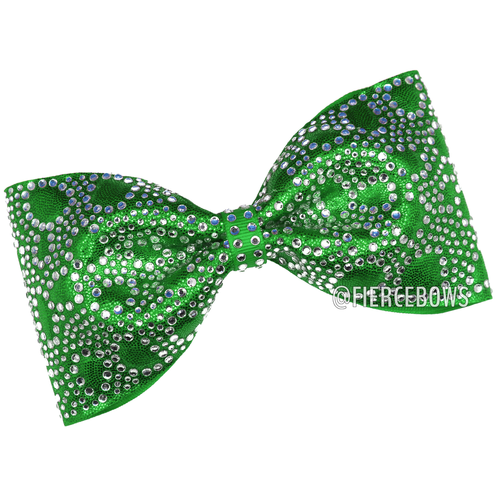 Madison Tailless Rhinestone Bow