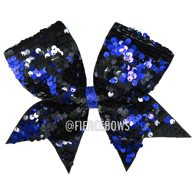 Reversible Sequin Bow