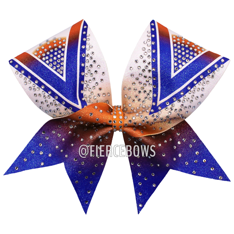 Now Or Never Rhinestone Bow