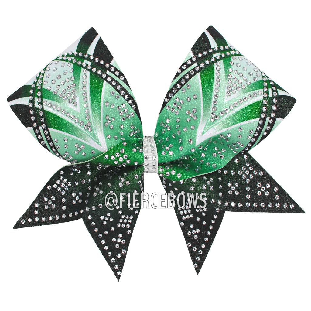 New Rules Rhinestone Bow
