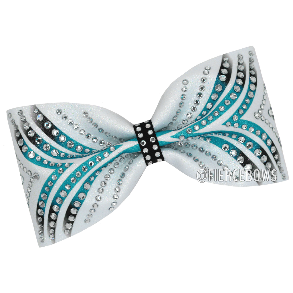 Big Bang Tailless Rhinestone Bow