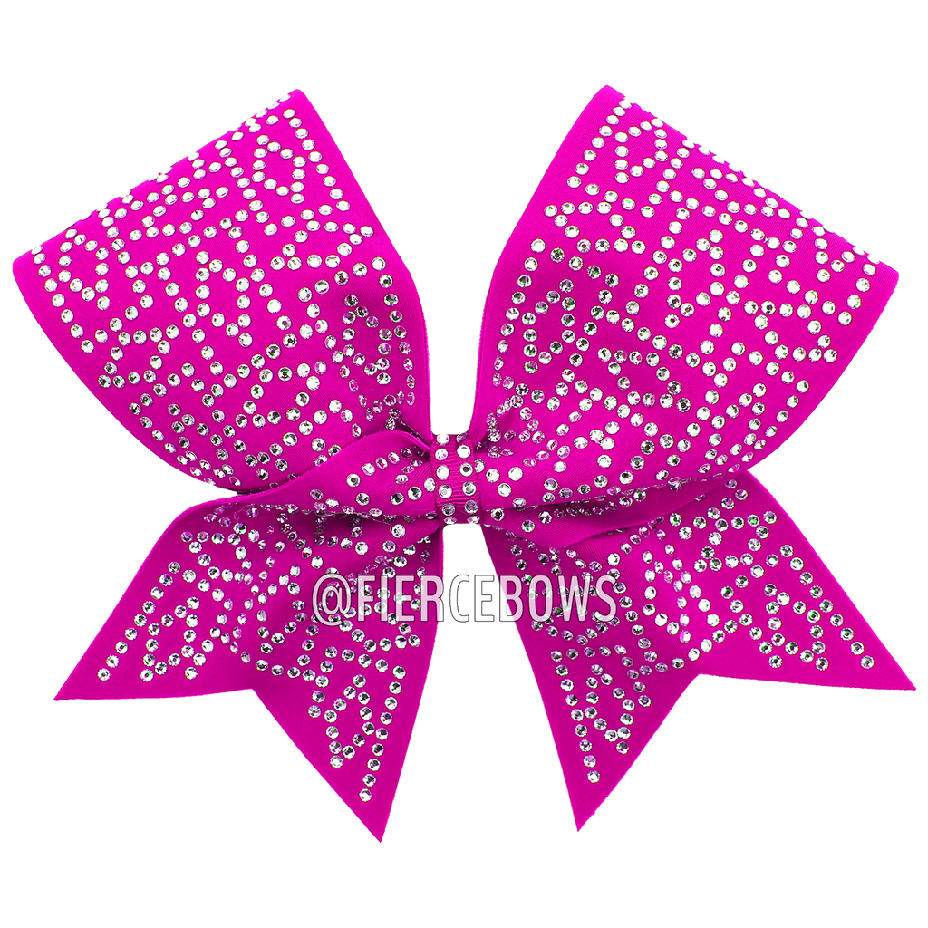 Catwalk Couture Rhinestone Bow