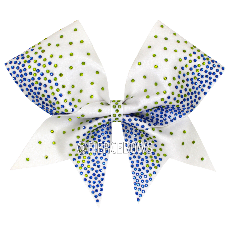 Be Different Rhinestone Bow