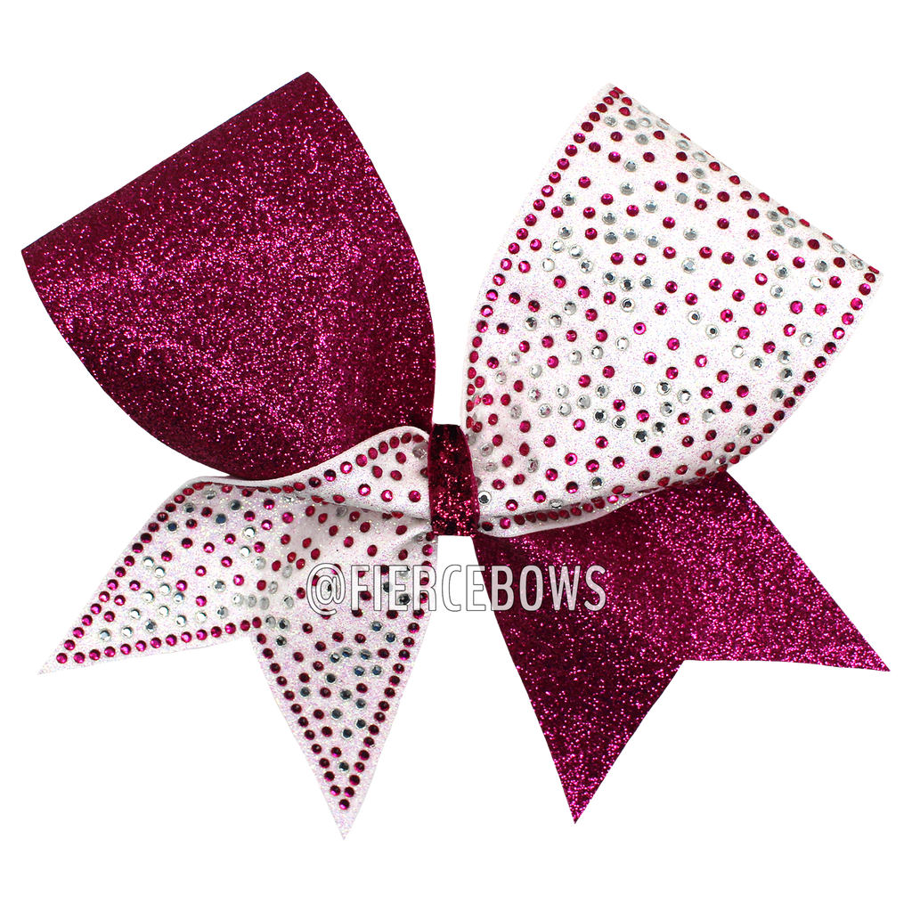 My Favorite Things Rhinestone Bow