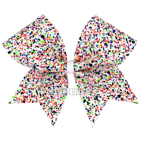 Double Up Rhinestone Bow