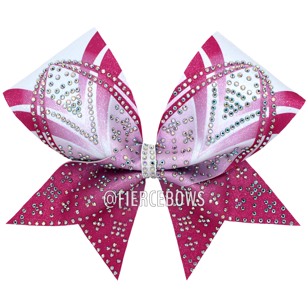 New Rules Breast Cancer Awareness Bow