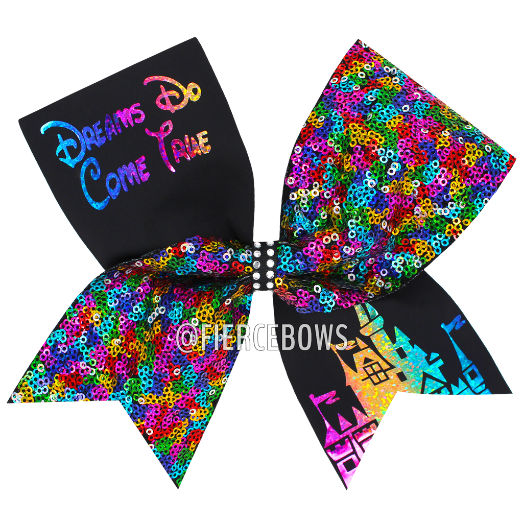 Dreams Do Come True® Cheer Bow