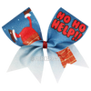 Pretty Little Snowflake 3D Tailless Bow