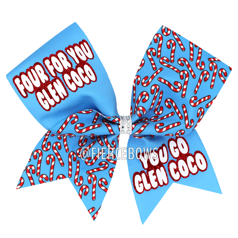 Four For You Glen Coco Holiday Bow