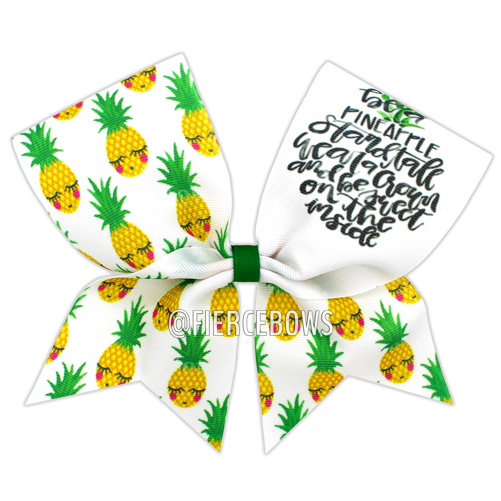 Be A Pineapple Bow