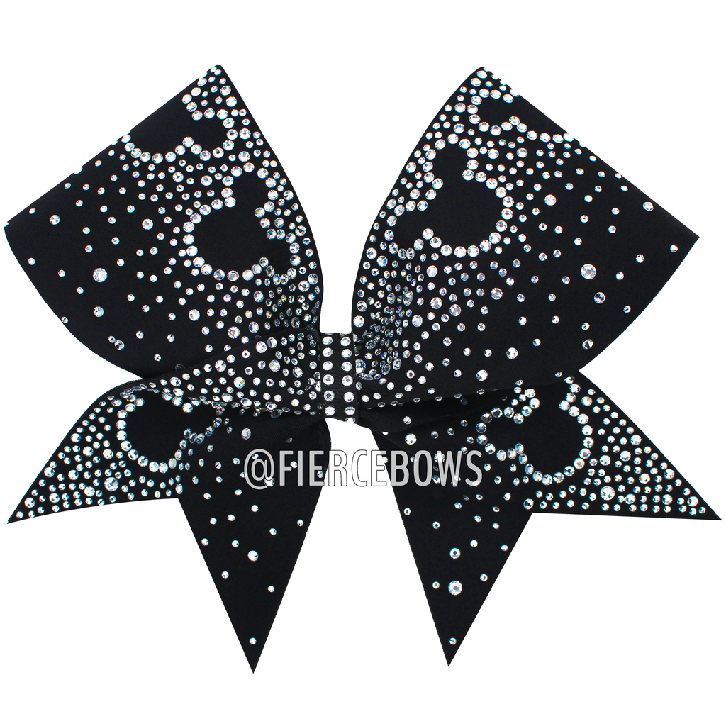 Waterfall Mouse Rhinestone Bow