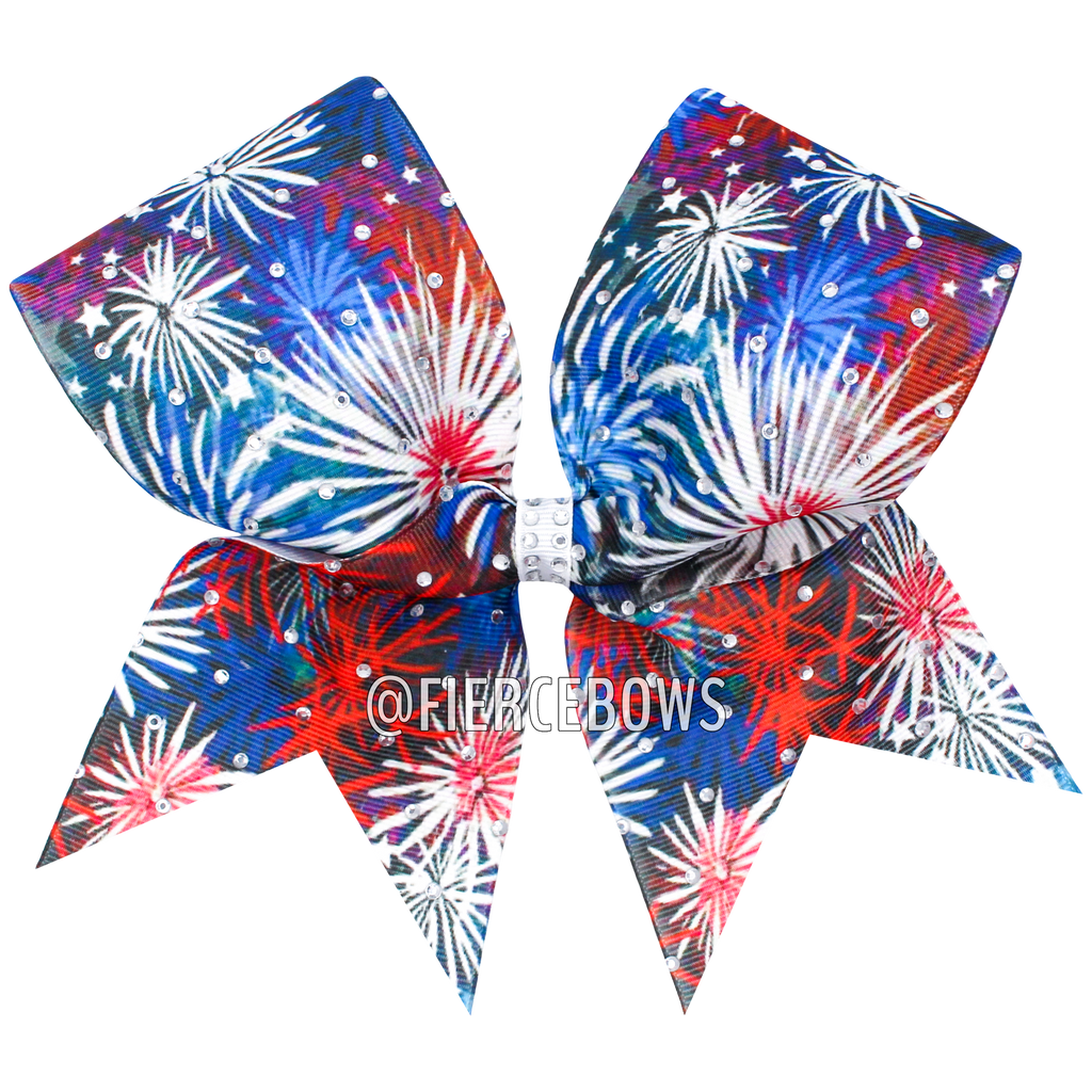 Baby You're a Firework Sublimated Bow