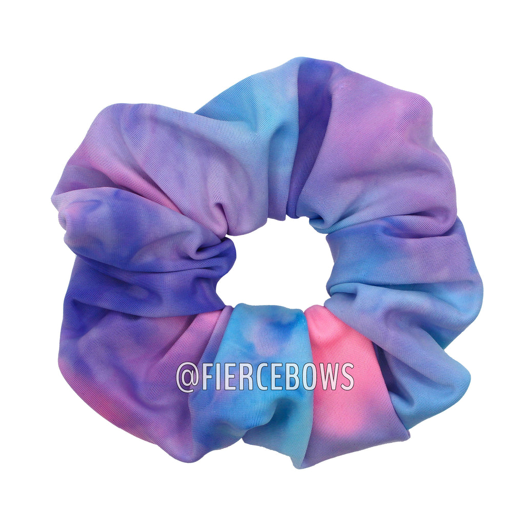 Cotton Candy Hair Scrunchie