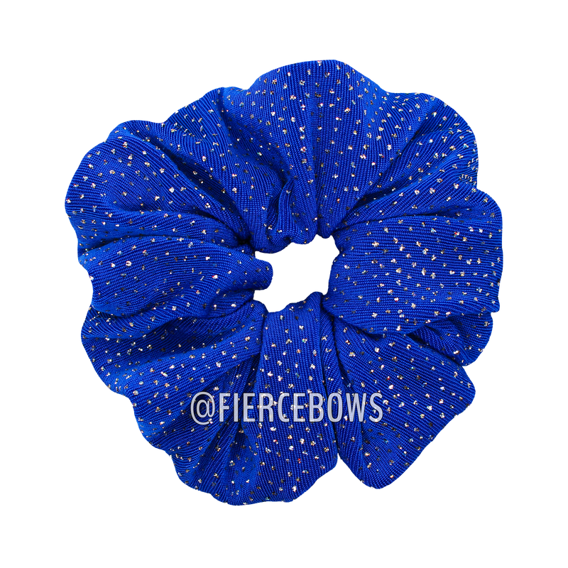 Sparkle City Hair Scrunchie