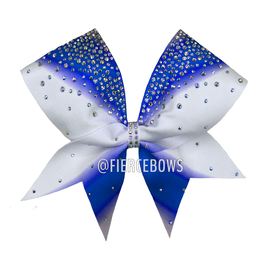 Face To Face Rhinestone Bow