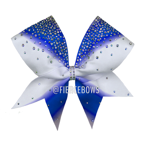 Three Color Ombre Bow