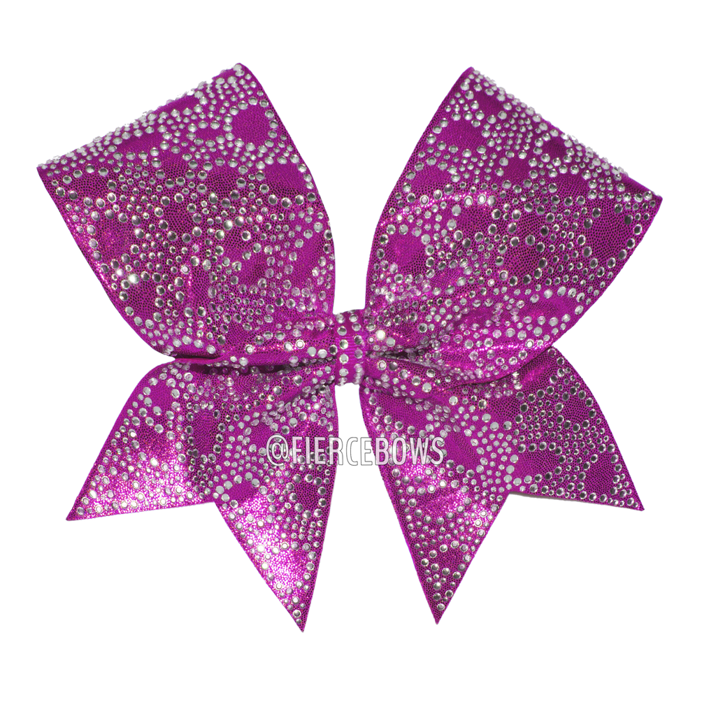 Out Of This World Rhinestone Bow