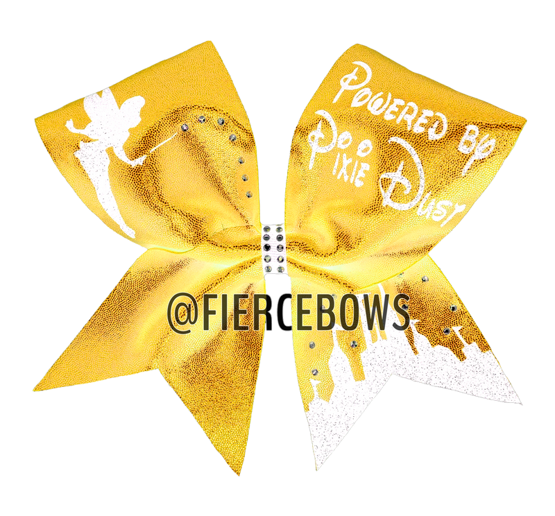 Powered by Pixie Dust® Bow