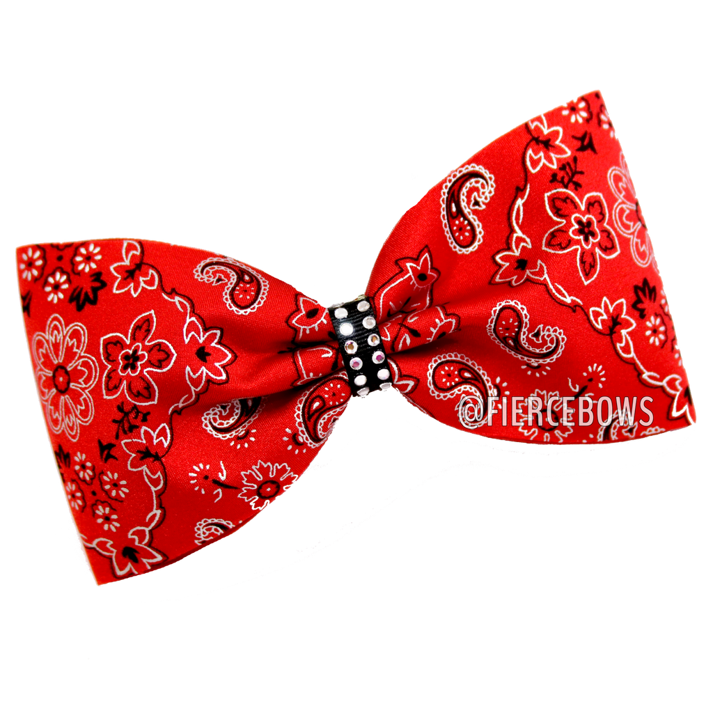 Bandana Tailless Bow