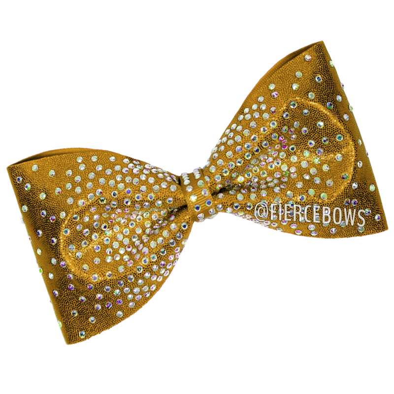 She's Arrived Tailless Rhinestone Bow