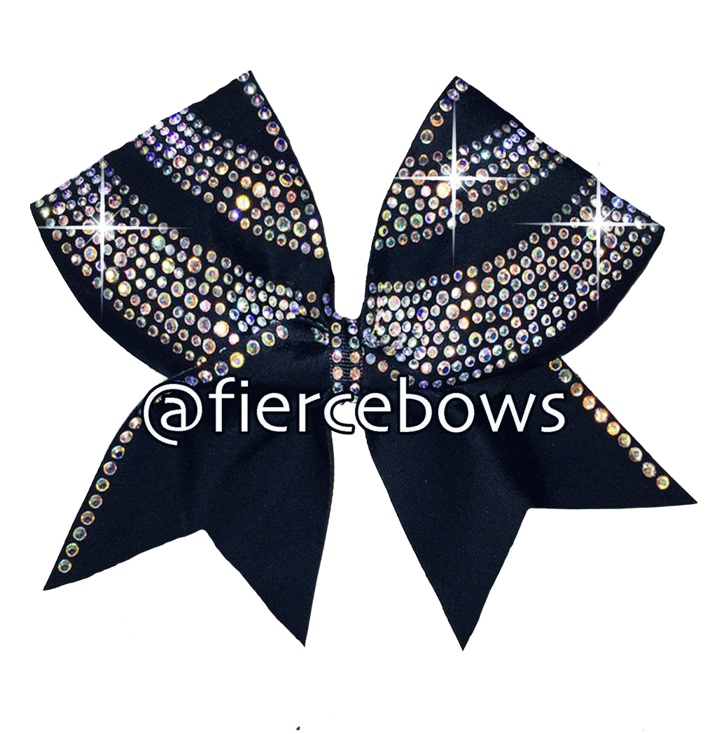 The Finale Rhinestone Bow