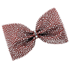 Unforgettable Tailless Rhinestone Bow