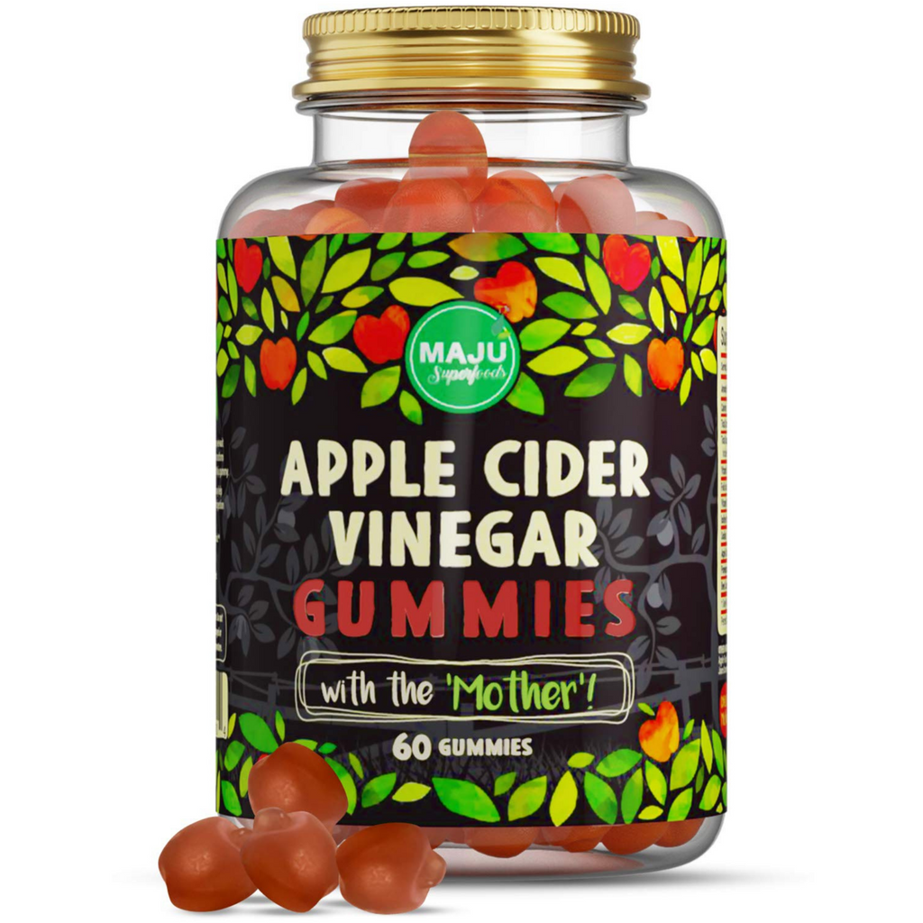 MAJU Apple Cider Vinegar Gummies - Maju Superfoods