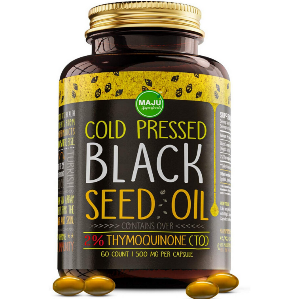 MAJU Black Seed Oil - Maju Superfoods
