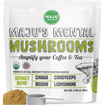 MAJU Mental Mushrooms - Maju Superfoods