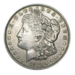Morgan Silver Dollar Coins