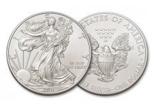 2011 1 Dollar 1-oz Silver Eagle BU