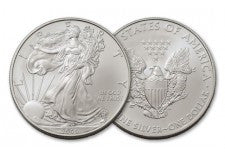 2009 1 Dollar 1-oz Silver Eagle BU