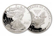 2006-W 1 Dollar 1-oz Silver Eagle Proof