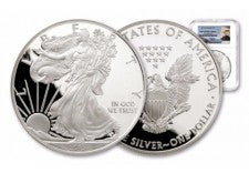 2015 1 Dollar Silver Eagle NGC Proof 69