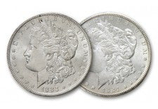 Morgan Silver Dollar Wild West Collection
