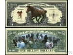 Wild Horse Novelty Money