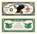 Zillion Dollar Bill