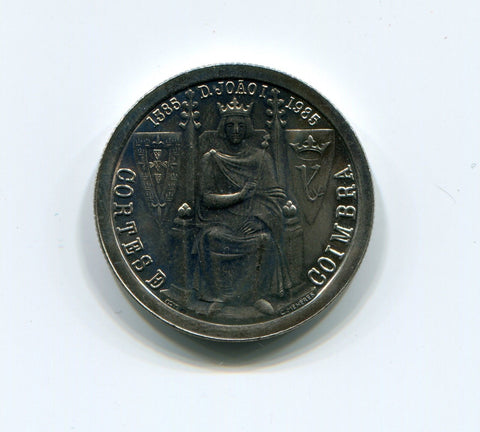 portugal 25 coin