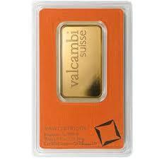 1 oz Valcambi Gold Bar (New w/ Assay) - BullionBrothers.net