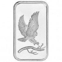1 oz SilverTowne Eagle Silver Bar (New) - BullionBrothers.net