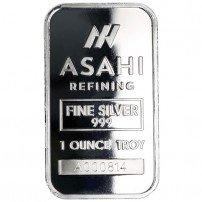 1 oz Asahi Silver Bar (New) - BullionBrothers.net