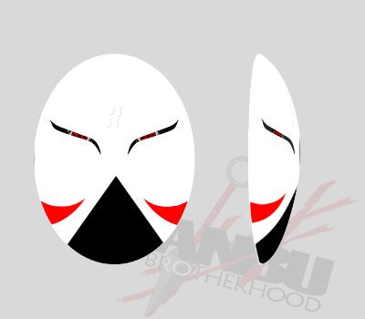 Customized Faceless Mist Mask