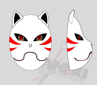Custom Dog Mask Standard config