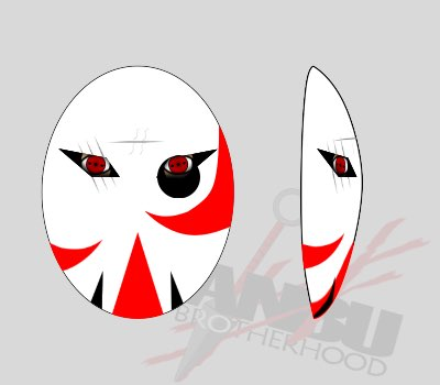 Customized Faceless Hunter Mask