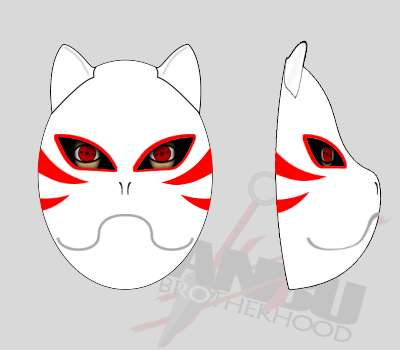 Customized Dog Mask Standard config